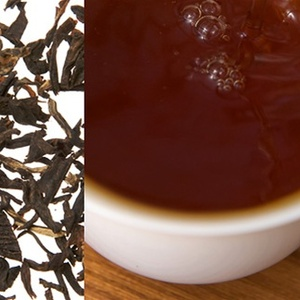 Organic Vanilla Blossoming Black Tea from Samovar