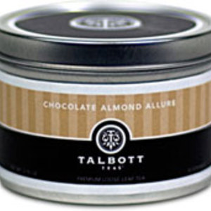 Chocolate Almond Allure Tea by Talbott Teas