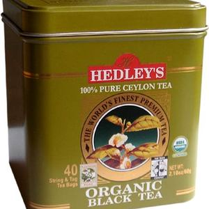 Organic Black from Hedley's