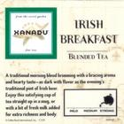 Irish Breakfast from Xanadu Fine Teas