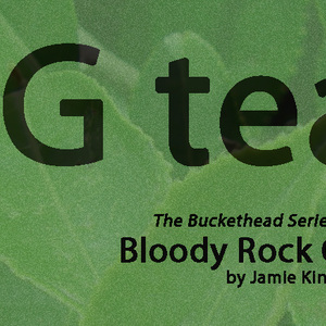 Bloody Rock God from Adagio Teas