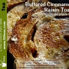 Buttered Cinnamon Raisin Toast Flavored Black Tea from 52teas