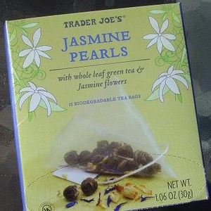 Jasmine Pearl from Trader Joe's