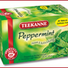 Peppermint from Teekanne