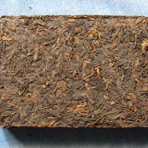 2004 Langhe LH7569 Pu-erh Tea Brick from PuerhShop.com