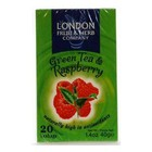 Green Tea & Raspberry from London Fruit & Herb Teas