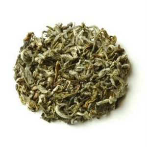 White Monkey from Tea Palace
