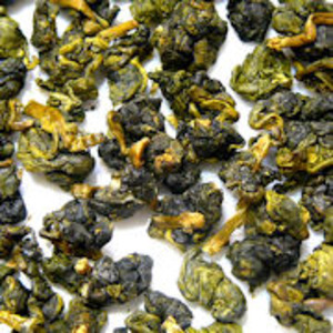 Green Dragon Oolong from TeaSource