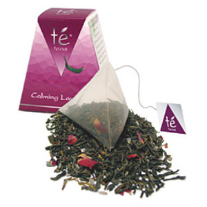 Calming Lavender from Té Teas
