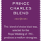 Prince Charles Blend from Murchie&#x27;s Tea &amp; Coffee