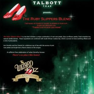 Ruby Slippers Blend from Talbott Teas