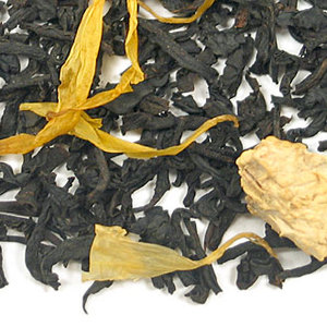 Ginger Peach Black Tea from Our Home Tea