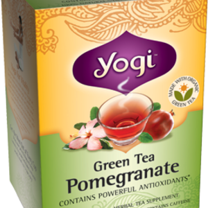 Green Tea Pomegranate from Yogi Tea