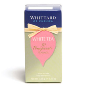 White Tea with Pomegranate from Whittard of Chelsea