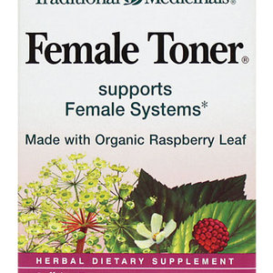 Female Toner from Traditional Medicinals