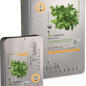 Organic Mint from ineeka