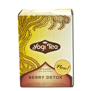Berry DeTox from Yogi Tea