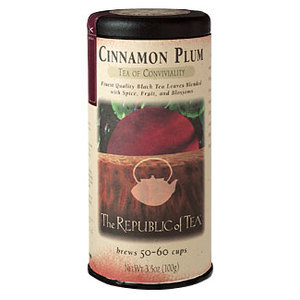 Cinnamon Plum from The Republic of Tea