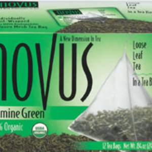 Jasmine Green from Novus Tea