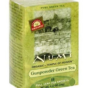 Gunpowder Green Tea from Numi Organic Tea
