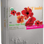 Hibiscus Ginger Orange (Iced) from ineeka