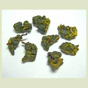 Four Season Oolong from Tea from Taiwan