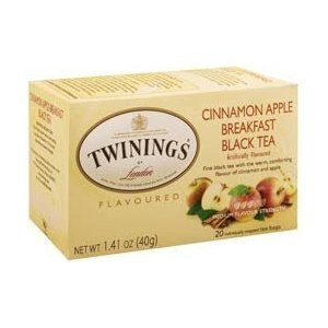 Cinnamon Apple Breakfast Tea from Twinings