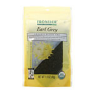 Earl Grey from Frontier Natural Products Co-op
