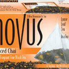 Spiced Chai from Novus Tea