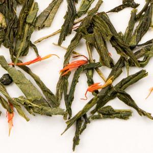 Cherry Sencha from Zhi Tea