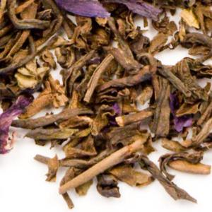 Blue Earl Grey Decaf from Zhi Tea