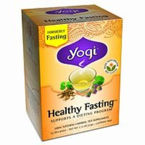 Healthy Fasting from Yogi Tea