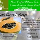 Black Currant Papaya Green Tea from 52teas