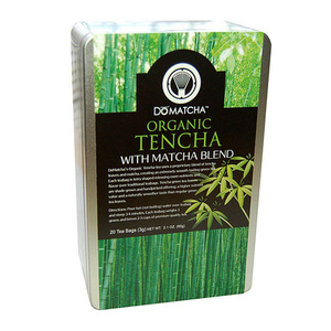 Organic Tencha Green Tea from DoMatcha