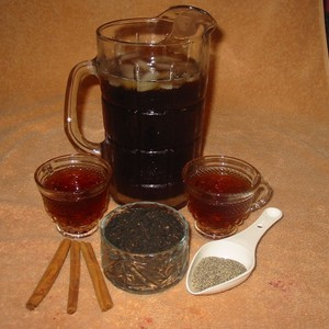 Vanilla and Chai Black Tea from Teaman Teas