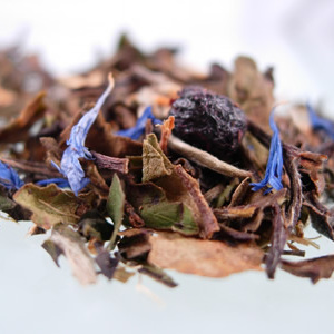 Blueberry Pomegranate Tea from Art of Tea