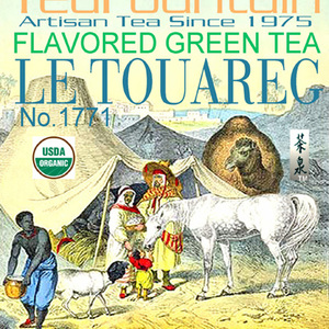 LE TOUAREG NANA Moroccan Mint Green from TeaFountain