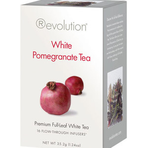 White Pomegranate from Revolution Tea