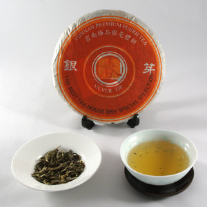 Silver Tip from Bana Tea Company