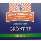 Grnt te from Kung Markatta