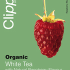 Organic White Tea with Raspberry from Clipper