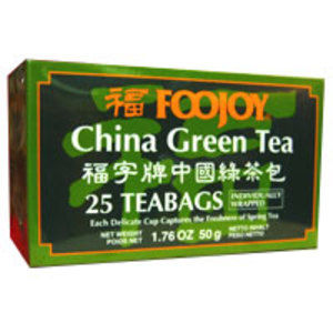 China Green Tea from foojoy