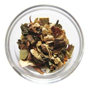 Herbal Tea Calming Chai from auraTeas