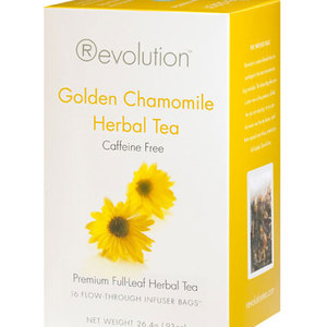 Golden Chamomile from Revolution Tea
