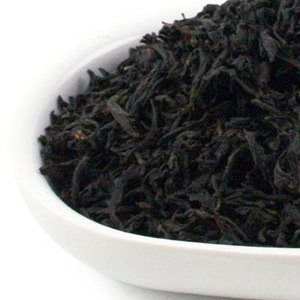 Supreme Lapsong Souchong Organic Black Tea from Bird Pick Tea & Herb