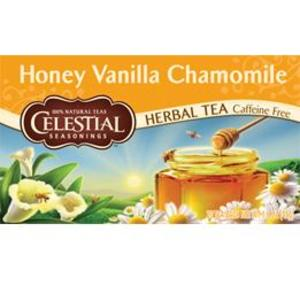 Honey Vanilla Chamomile from Celestial Seasonings