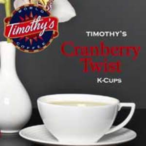 Cranberry Twist from Timothy's