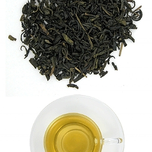 Banana Green Tea from The Tea Farm