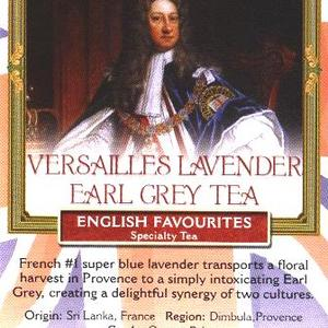 Versailles Lavender Earl Grey from Metropolitan Tea Company