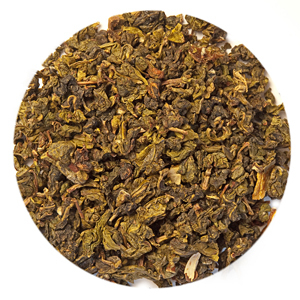Lemon Oolong (FO01) from Nothing But Tea